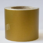 Gold Bordette Scalloped Paper Roll - 1 Roll